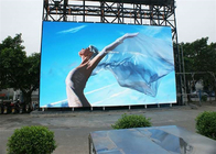 Commercial P4.81 LED Screen 3840Hz Outdoor Video Display Screens Low Power Consumption